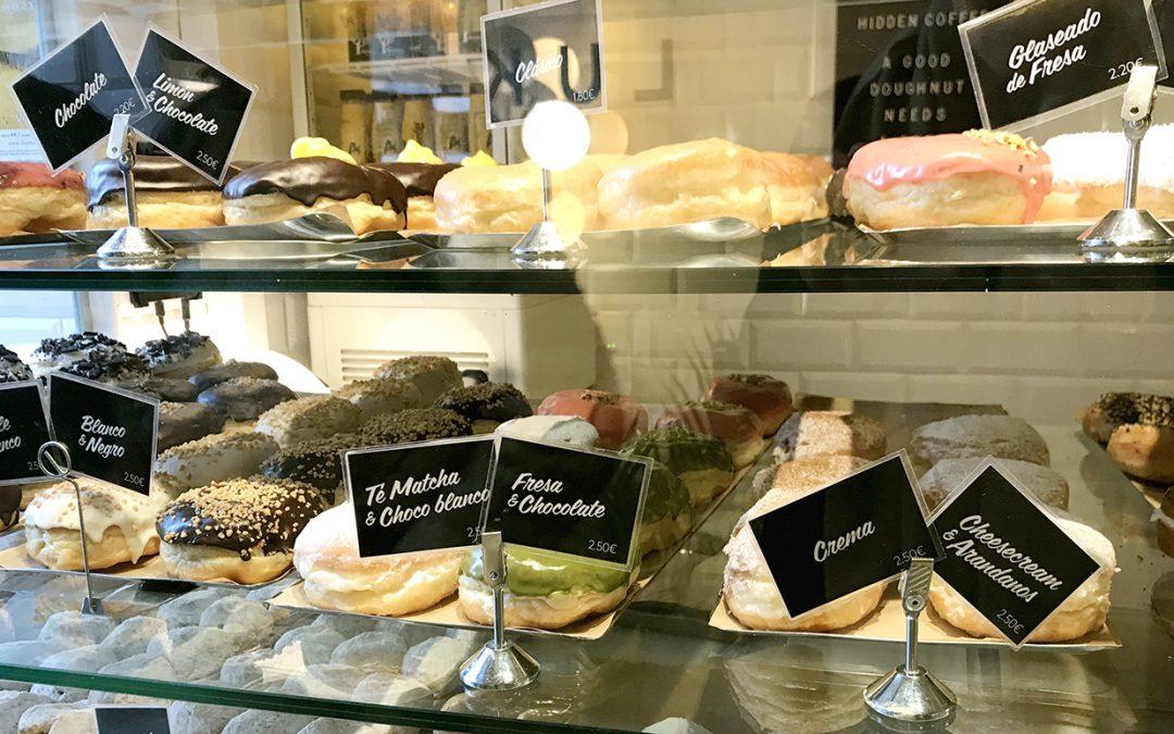 Lukumas, daily fresh donuts near Park Güell