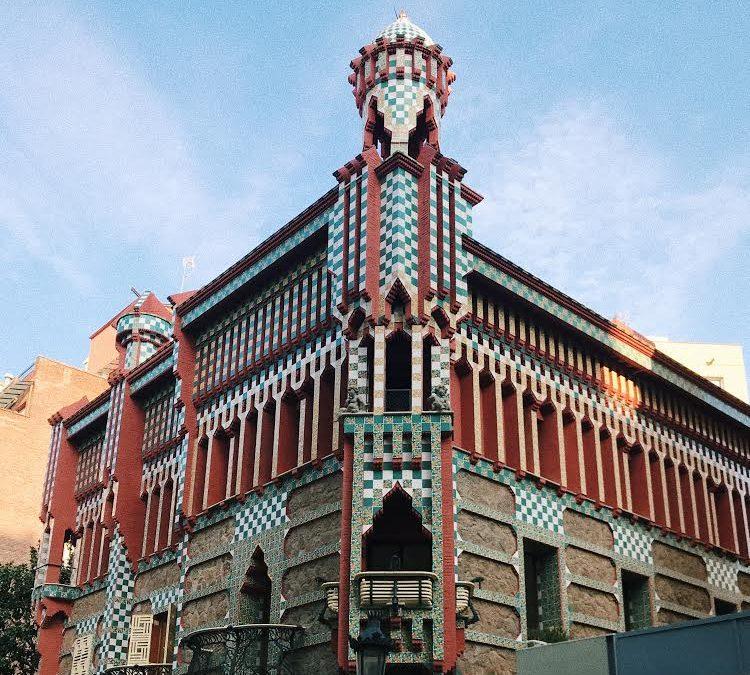 Casa Vicens, first Gaudí house